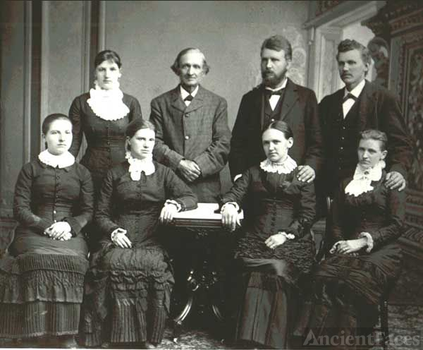 Heinrich Christolph Willms Family