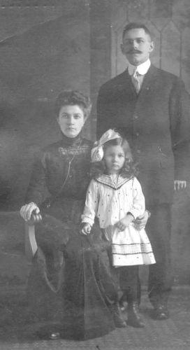 Bruno Heidke Family
