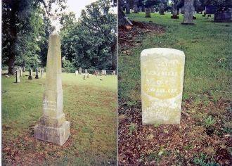 Sgt Junius Henry Farrar Grave Markers