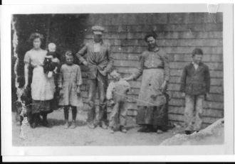 Omar Maine Family, Colorado