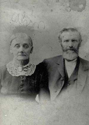 Calvin and Agnes Dennis