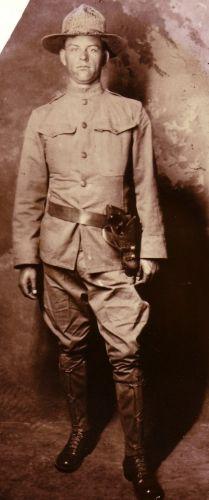 Santiago Malone, World War 1
