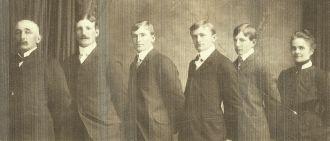 The John Alexander Mast Family