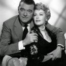Jack Hawkins and actress Arlene Dahl.