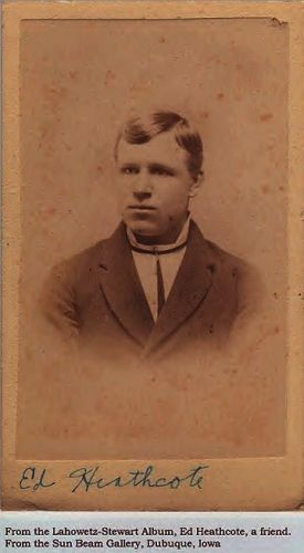 Ed Heathcote