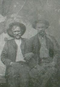 Edward F. McManaman and Cousin