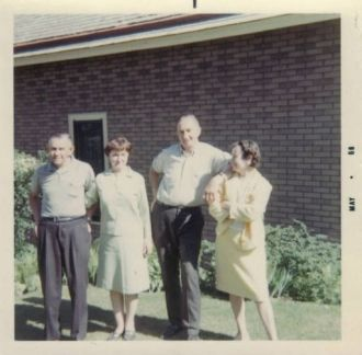 The Buelows and Steffens 1968