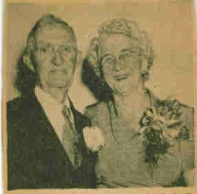 Buchanan 50th Wedding Anniversary
