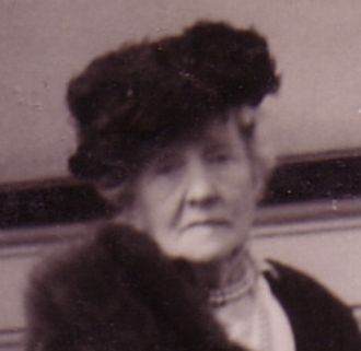 My great-grandmother, Marie Annie Lucy BARFOOT (1861-1955)