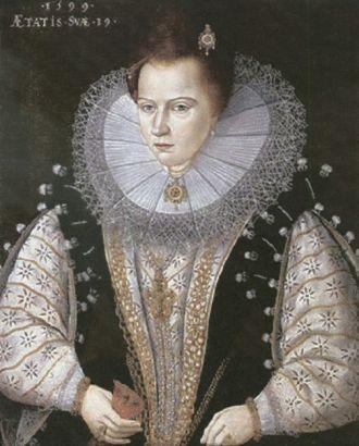 Lady Sarah Blount