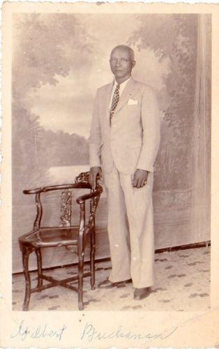 Gilbert Randolph Buchanan Wynter