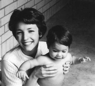 Betty and Sandra Moseley