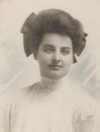 A photo of Bessie May (Holmes) Sehon