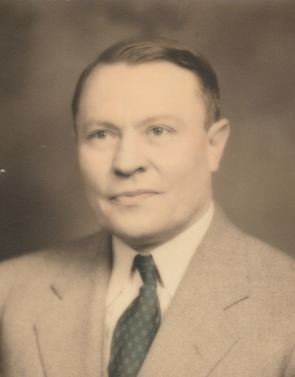 A photo of Eugene J. McMichael