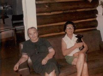Mary Davis and Percie Holloway