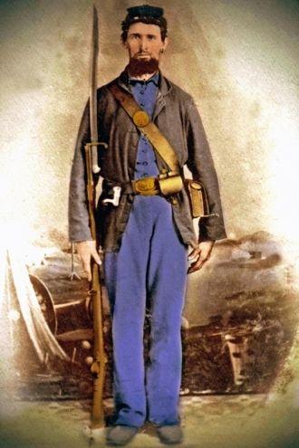 John Michael Harbeson (Civil War)
