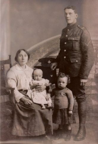 Robert & Mary Brennan family