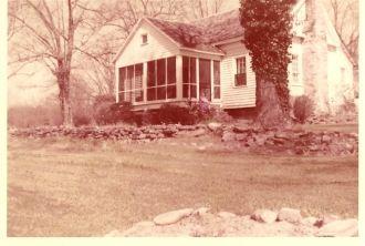 Harold Oscar Strickland Home