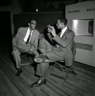 Charles Honi Coles and Cholly Atkins