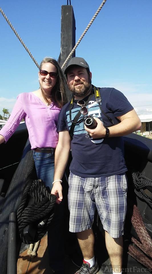 Bjorn and Nicole Maassen