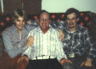 Walter E Watson Sr and family