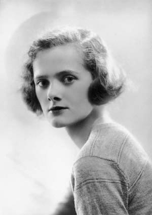 A photo of Daphne Du Maurier