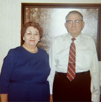 Walter and Beryle Ewing