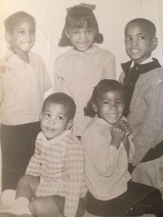 Isaac Wayne Lee family