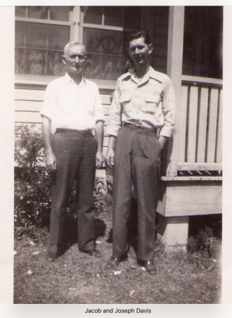 Joseph and Jacob Davis
