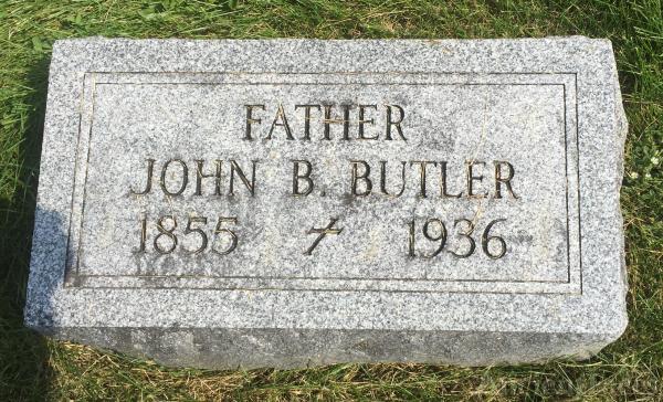 John B. Butler