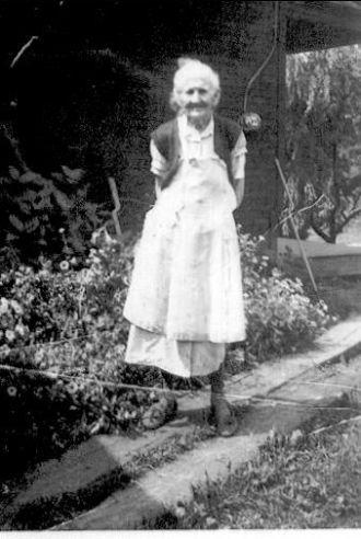 Mary Frances (Fannie) Douglass