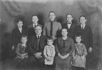 Passmore L. Barrow Family