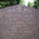 Great-Grandparents and Son's Gravestone
