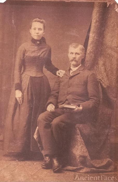Abraham & Winnie P. (Duncan) Still
