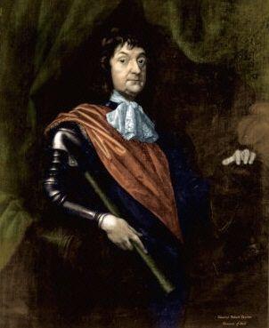 Major General Robert Overton