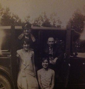 Three Generations Of Laravie's