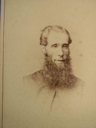 A photo of James Stephen Hambrook Royce