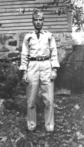 Ronald Earl Warren, 1951