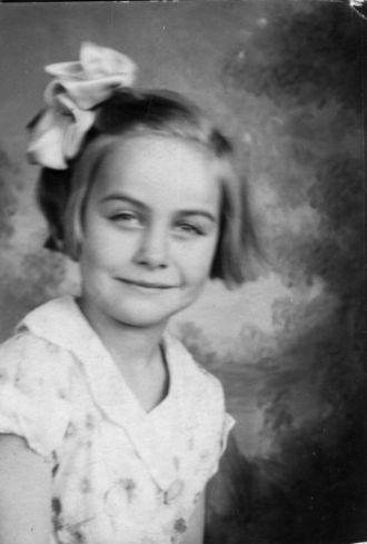 Wilson or Dowling girl. California