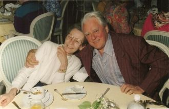 Ingeborg and Tolle Rhodin
