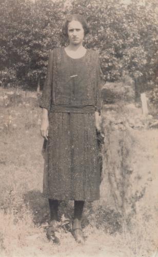 Bertha Mae (Fetters) Dougherty
