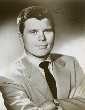 A photo of Barry Nelson