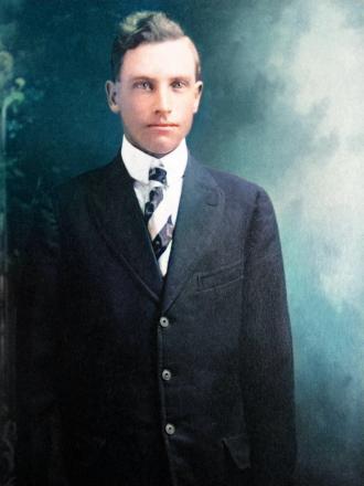 A photo of Henry Lyman Williams
