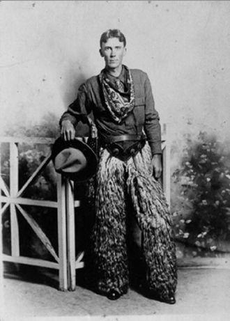 A photo of Albert Hartin