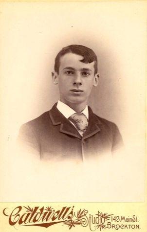 Unknown Gentleman, Massachusetts