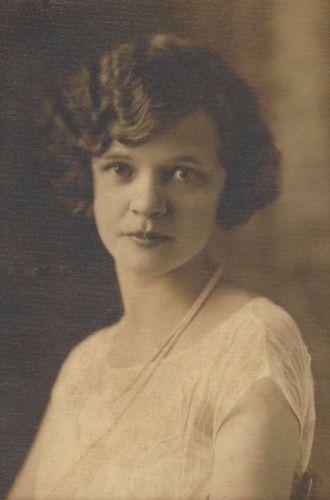 A photo of Margaret (Leonard) McDaniel