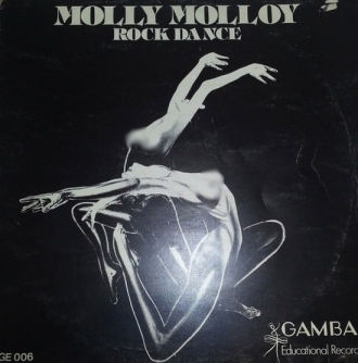 Molly Molloy Rock Dance Music Album