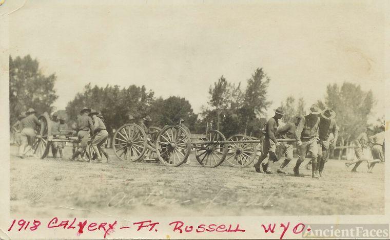 Calvary 1918, 2