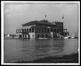 Detroit Boat Club, Belle Isle [Park]