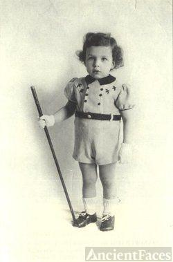 Joseph Mendler circa 1941